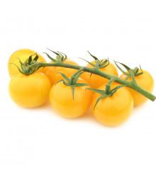 Bio rajče Topaz koktejlové - Lycopersicon esculentum - bio osivo rajčat - 6 ks